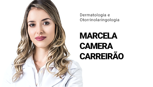 Dra. Marcela Camera Carreirão Dermatologista