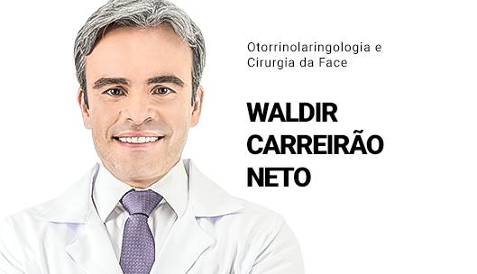 Dr. Waldir Carreirão Otorrinolaringologista